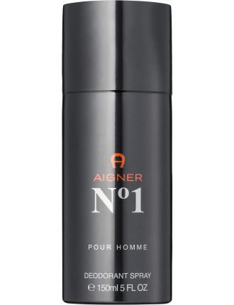 Aigner No 1 Deodorant Spray 150ml
