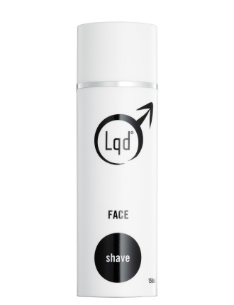 Lqd Face Shave 150ml Unscented
