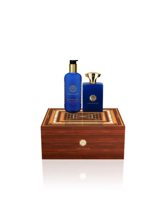 Amouage Marquetry Gift Box Interlude Man
