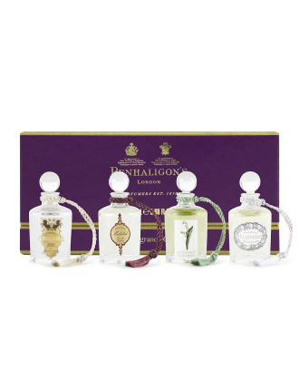 Ladies Fragrance Collection 4 X 5ml