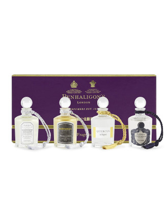 Gentlemens Fragrance Collection 4 X 5ml