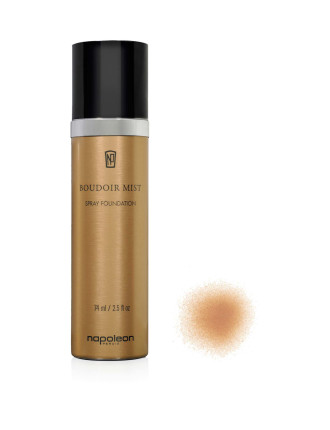 Boudoir Mist Spray Foundation