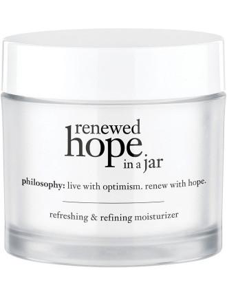 Renewed Hope In A Jar Day