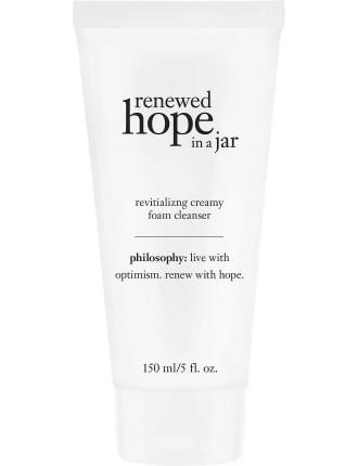 Renewed Hope In A Jar Foam Cleanser 150ml
