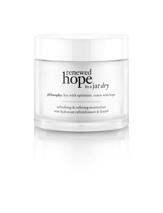 Renewed Hope In A Jar Dry 60ml
