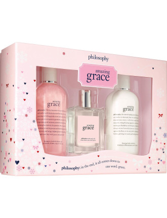 AMAZING GRACE HOLIDAY SET