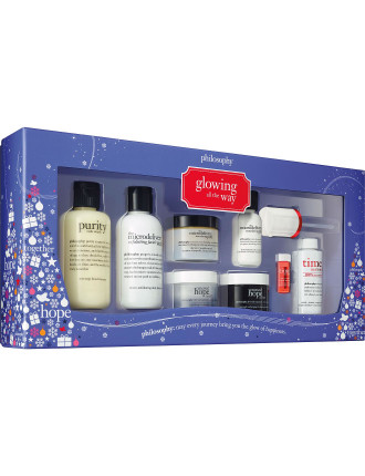 GLOWING SKIN HOLIDAY SET