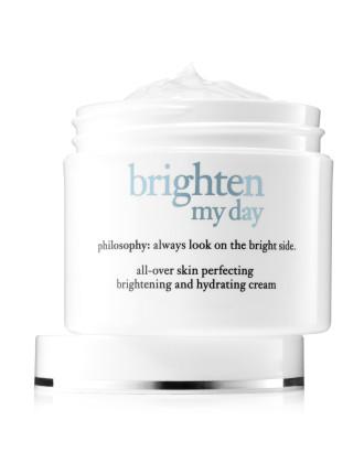 brighten my day all over skin brightening cream