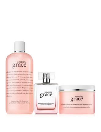 amazing grace edp set