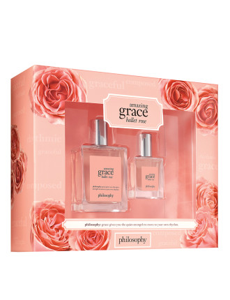 amazing grace ballet rose set