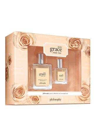 pure grace nude rose set