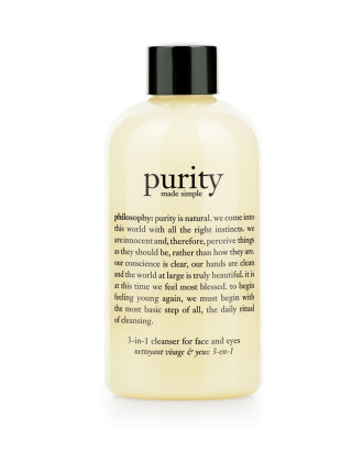 Purity Made Simple One-Step Cleanser 240ml
