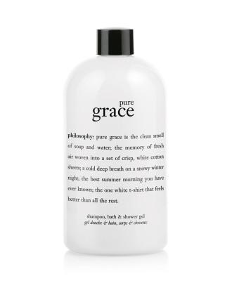 Pure Grace Shower Cream 480ml