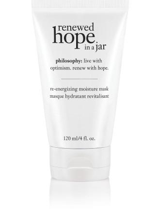Renewed Hope In A Jar Mask