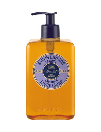 Shea Liquid Soap - Lavender 500ml