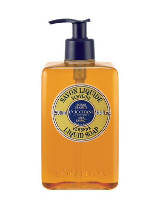 Shea Liquid Soap - Verbena 500ml