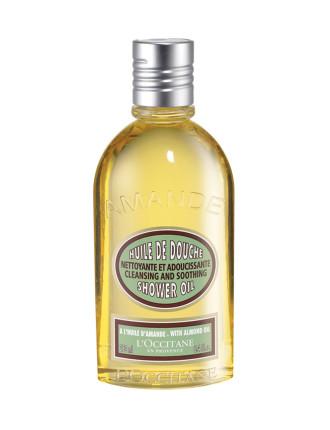 Almond Shower Oil 250ml