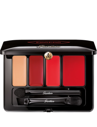 Kiss Kiss Fall 2017 Red Palette