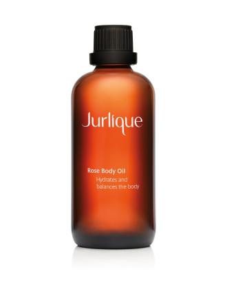 Rose Body Oil 100ml