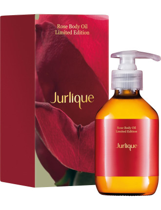 LIMITED EDITION ROSE BODY OIL 200ML