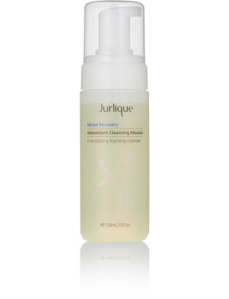 Herbal Recovery Antioxidant Cleansing Mousse