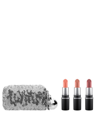Snow Ball Holiday Mini Lipstick Kit