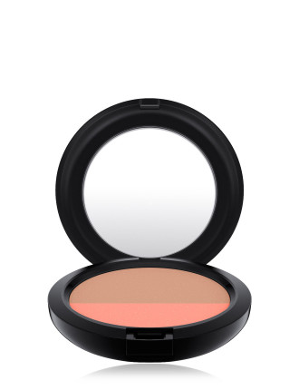 Make-Up Art Cosmetics - Powder Blush (Duo)