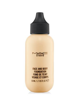 Studio Face and Body Foundation 50 ml