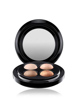 Mineralize Eyeshadow X4