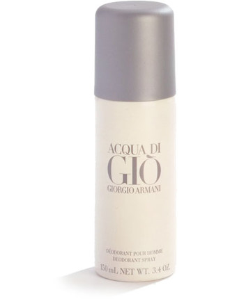 Acqua Di Gio Pour Homme Deodornat Spray 150ml