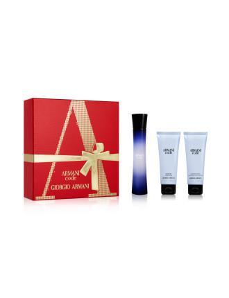 Armani Code Femme 75ml Gift Set