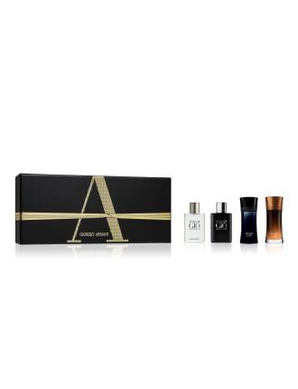 Giorgio Armani Men's Mini Gift Set
