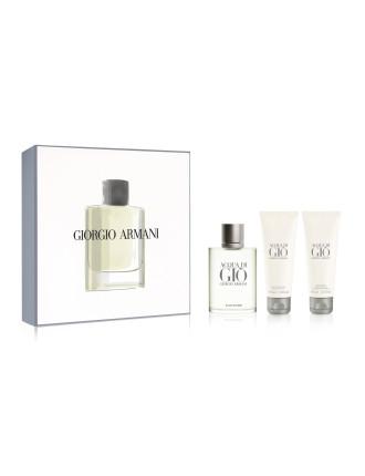 Acqua Di Gio Pour Homme Father¿s Day Gift Set 100ml