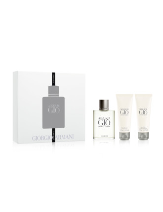 Acqua Di Gio Homme 100ml Set