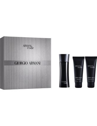 Giorgio Armani Armani Code Set