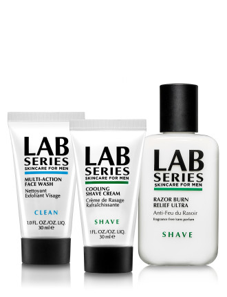 Lab Series Shave Set