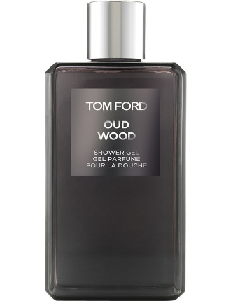Oud Wood Shower Gel