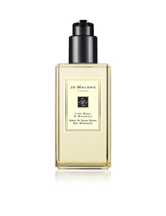 Lime, Basil & Mandarin Body & Hand Wash 250ml