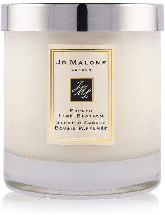 French Lime Blossom Home Candle