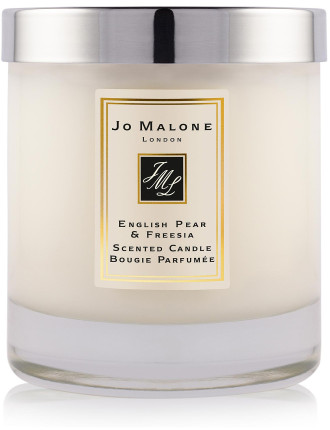 English Pear & Fresia Home Candle