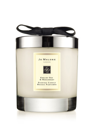 English Oak & Redcurrant Home Candle