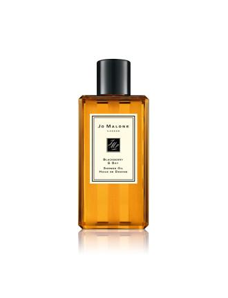 Blackberry & Bay Shower Oil