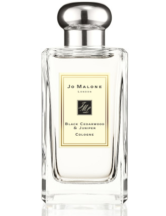 Black Cedarwood & Juniper Cologne 100ml