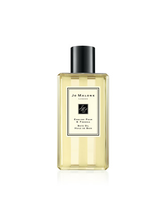English Pear & Freesia Bath Oil 250ml