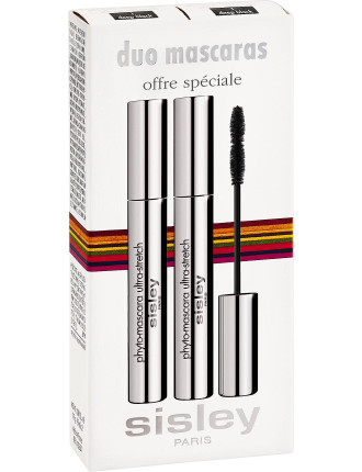 Mascara Ultra Stetch Black X 2