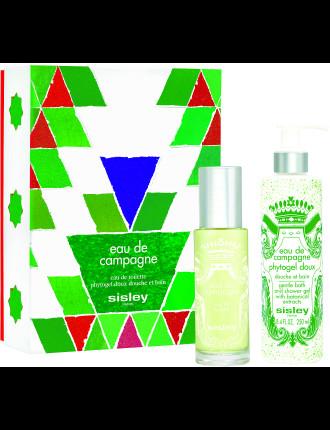 X16 Eau De Campagne Fragrance Set 100ml