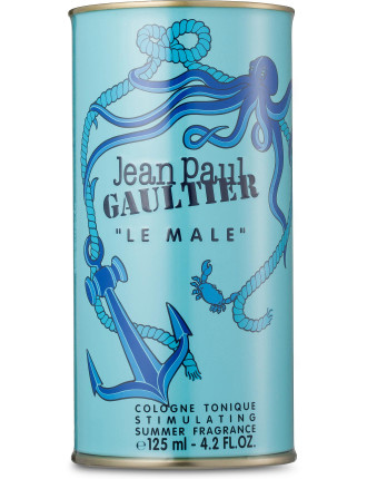 Le Male 125ml Eau de toilette