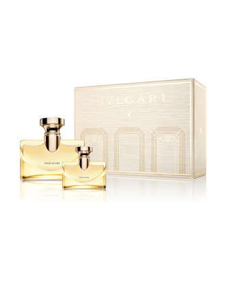Bvlgari Splendida Iris D'or EDP Christmas Set