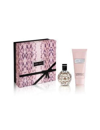 Christmas Gift Set Eau de Parfum 60ml and 100ml Body lotion