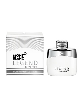 Montblanc Legend Spirit 50ml Eau De Toilette